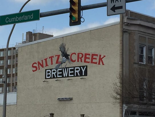 The Snitz Creek Brewery is a destination for beer snobs,