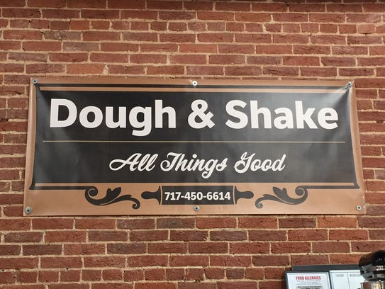 Dough & Shake opened on Thursday, April 12, and already has plans for expansion inside the Lebanon Farmers Market.