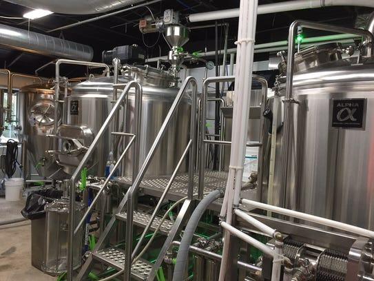A peek inside Rotunda Brewing Company, where a new