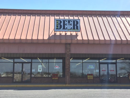 7 Cuz Beer Store, located at 1740 Quentin Rd. in Lebanon,