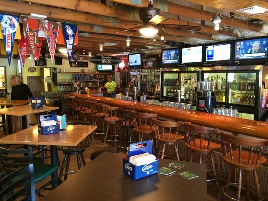 Football and food where to watch and eat this fall - Buffalo grill ticket restaurant ...