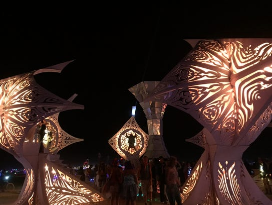 17 incredible Burning Man projects in 2016