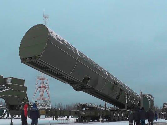 EPA RUSSIA PUTIN FEDERAL ASSEMBLY ADDRESS POL DEFENCE RUS