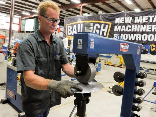 MAN n Baileigh Car Maker 33