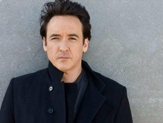 John Cusack stops by the Riverside Theater to show
