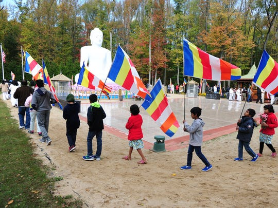 New Jersey Buddhist Vihara and Meditation Center in Franklin Township is concerned about the impact a proposed compression station for the Transco gas pipeline would have on the children of its Dhamma School. The compressor would be built 50 years from the temple, according to board members.