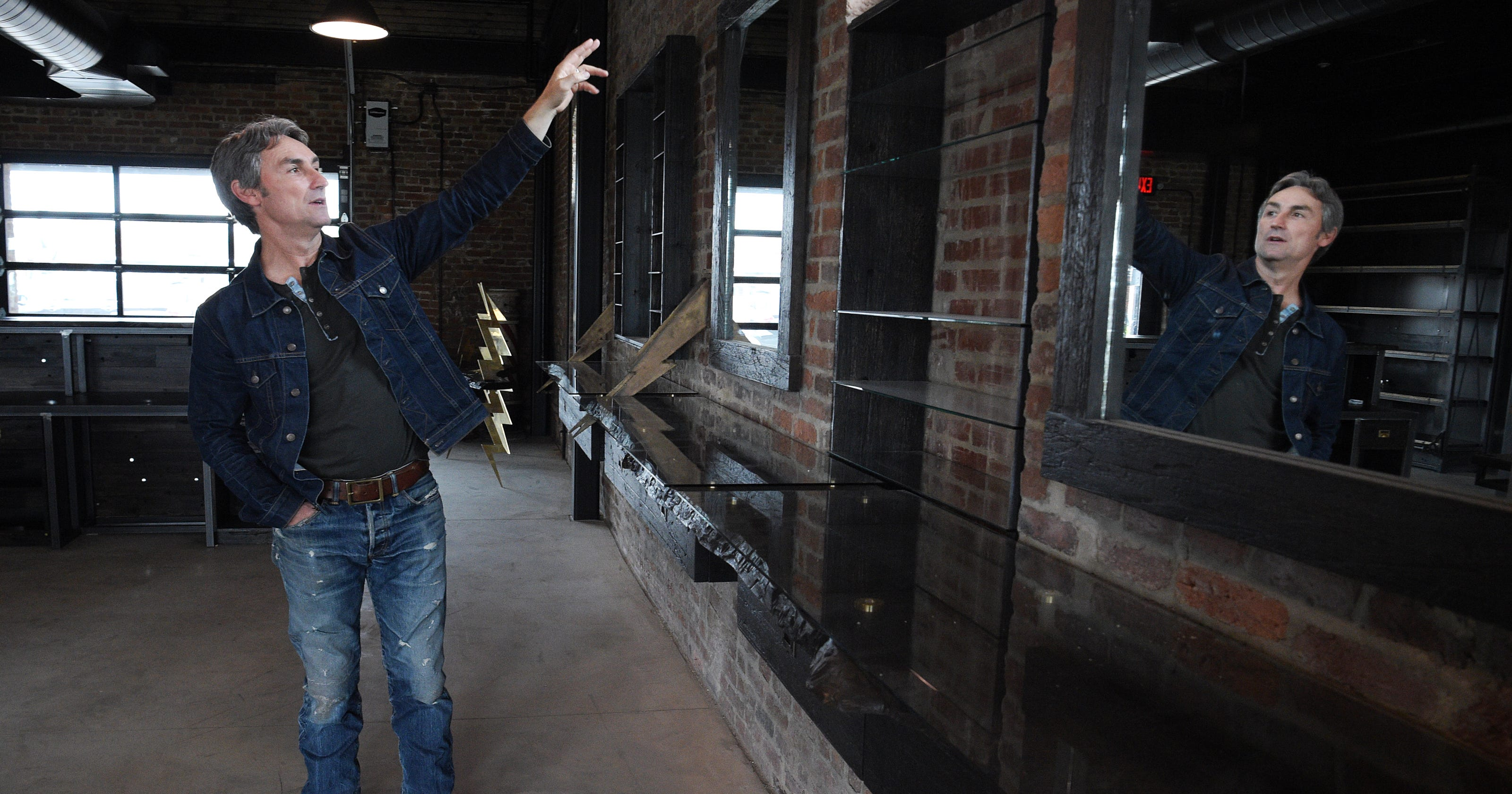 Ambitious Mike Wolfe rehab project will host barbershop
