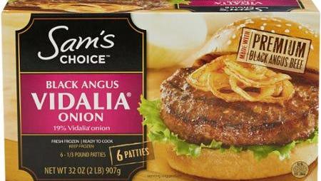 A Minnesota company has recalled nearly 90,000 pounds of hamburger patties sold under Walmart's Sam's Club brand label.