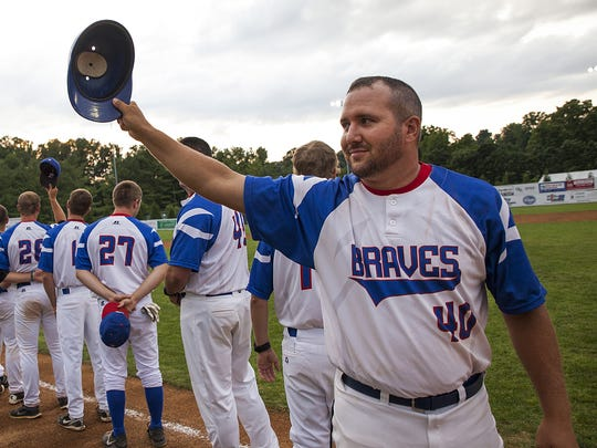 After five years as head coach, George Laase was let go by the new Staunton Braves management team.