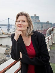 Author Jennifer Egan.