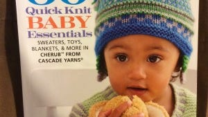 With 60 baby patterns for clothes and accessories for under $20, this book is a must-have for anyone who knits for babies.