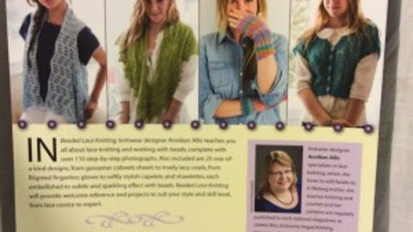 Although there is an occasional sweater, most of the projects in this book are shawls.