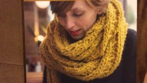 If you are looking for simple yet stylish accessories such as hats and scarves, then this book by Mlle Sophie is for you.