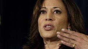Sen. Kamala Harris, D-California.