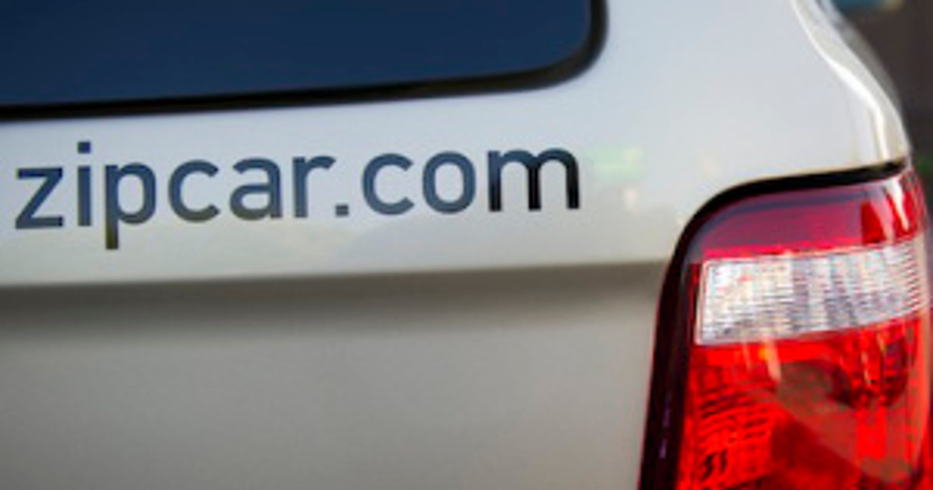 Zipcar Competes With Public Transportation Rides From Friends In