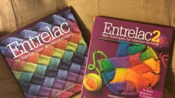 Rosemary Drysdale has two books on Entrelac. Entrelac2, the newer book, has blown me away with her new applications of this technique.