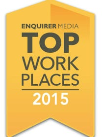 Nominations for Top Workplaces 2015 are due Jan. 23.