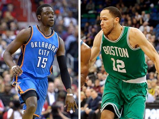 Oklahoma City Thunder at Washington Wizards