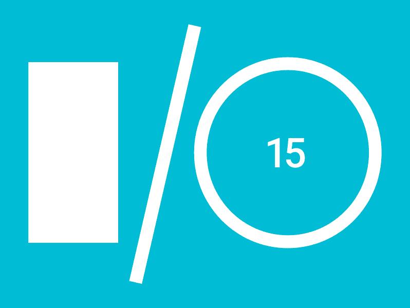 Google I/O logo