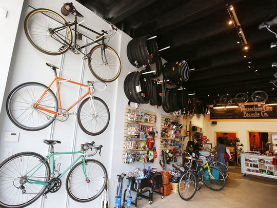 Motorless City Bicycle Company is a full-service bicycle