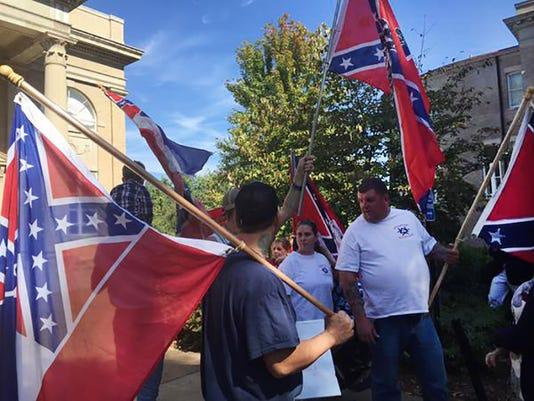KKK at Ole Miss