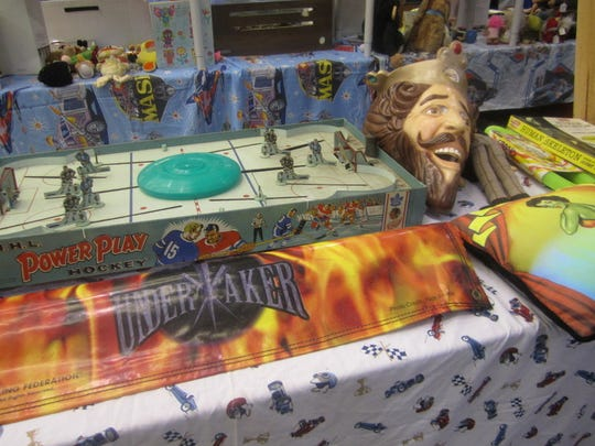 Organizer Barry Skelly said this York toy show is the