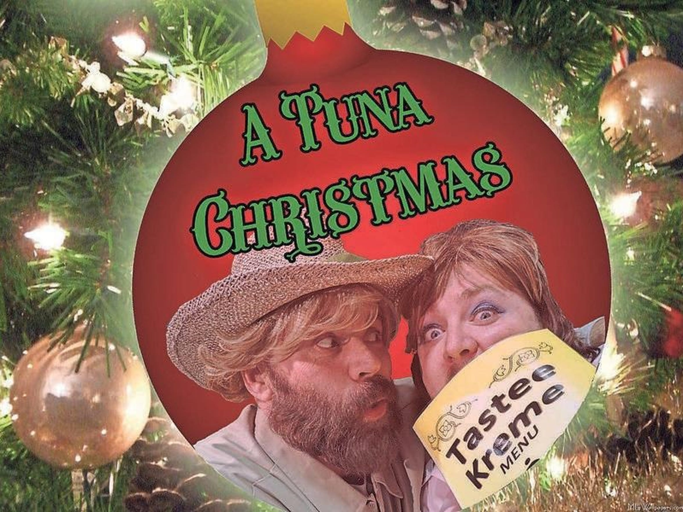 'A Tuna Christmas' is on stage at The Arts Center of Cannon County.