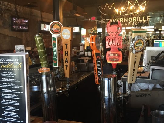 The Tavern Grille in Scottsdale serving up local beer
