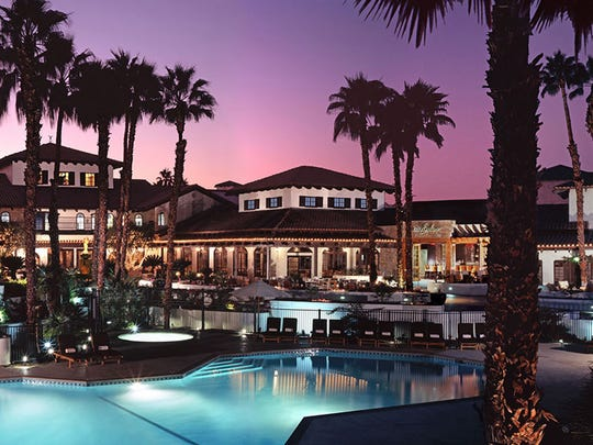 The Omni Rancho Las Palmas Resort in Rancho Mirage offers deals for romantics.
