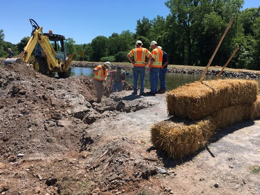 culvert leak to shut down erie canal for emergency repairs
