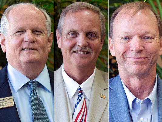 Collier District 5 Candidates