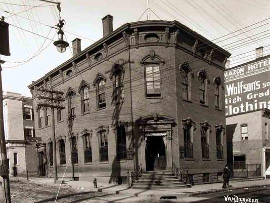 St George 1st Church Eagles Hall-NewBrunswick-1916