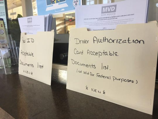 New rules await applicants for driver's licenses at