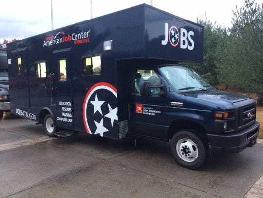 A Mobile American Job Center will help people in Cocke