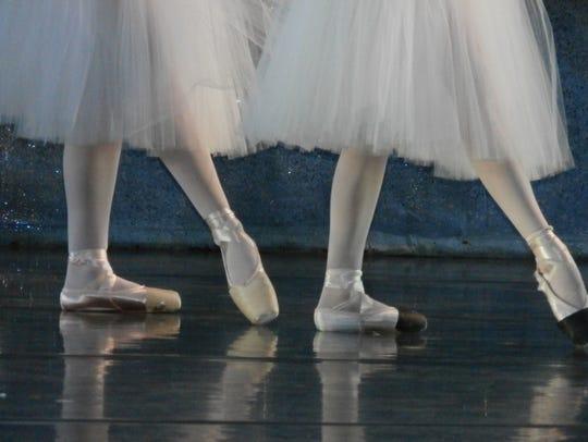 Dazzling sugar plum fairies – and reams of everlasting