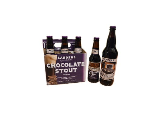 It's chocolate! It's beer!