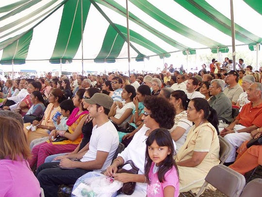 Thousands of people are expected to attend India Fest this year, according to event organizers.