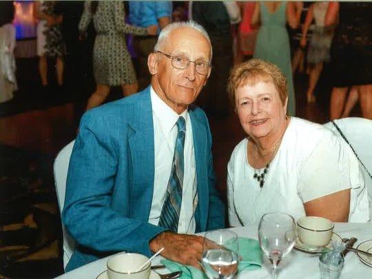 Dick Hujar, 79, and his wife, Ann, were married 55 years.