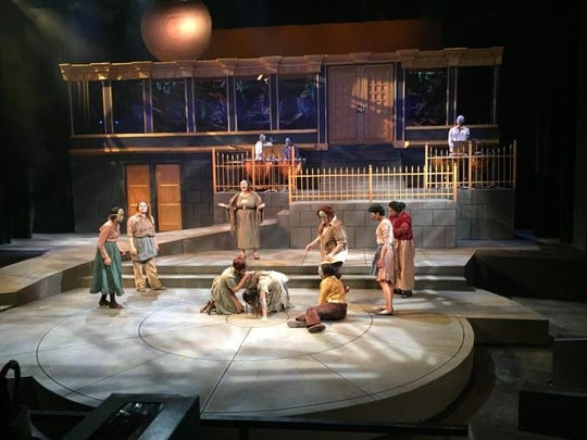 """The UTEP Department of Theatre and Dance's production of """"Medea"""" opens this weekend."""