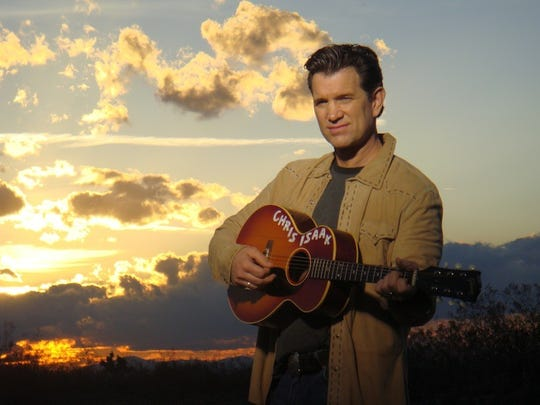 Chris Isaak performs at Tarrytown Music Hall on Aug. 23.