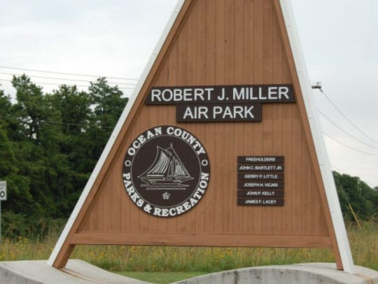 Robert J. Miller Airpark is one of few off-leash dog