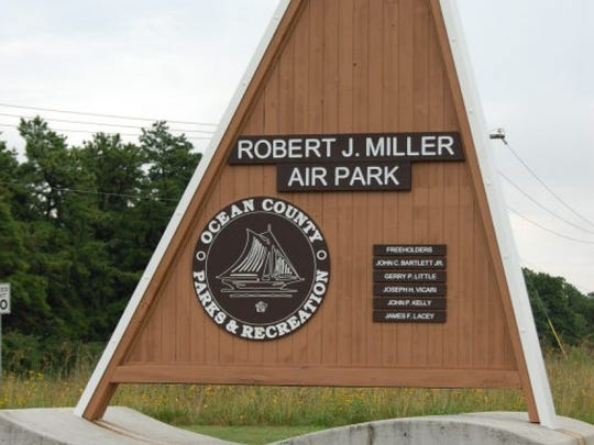Robert J. Miller Airpark is one of few off-leash dog facilities at the Shore.