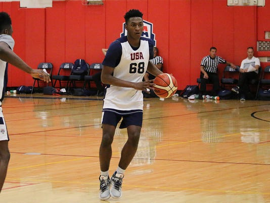 Immanuel Quickley, Team USA