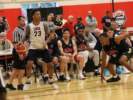 USA Basketball, Romeo Langford II