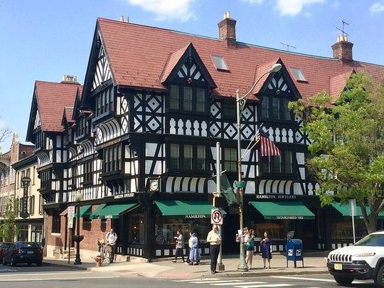 Princeton Nassau Street