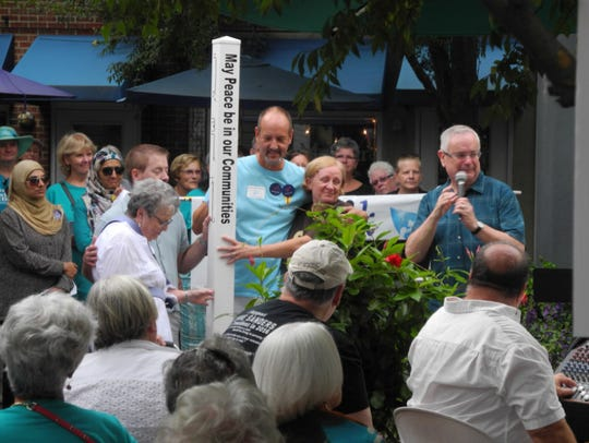 In 2016, the Lewes-Rehoboth Coalition for Peace Week