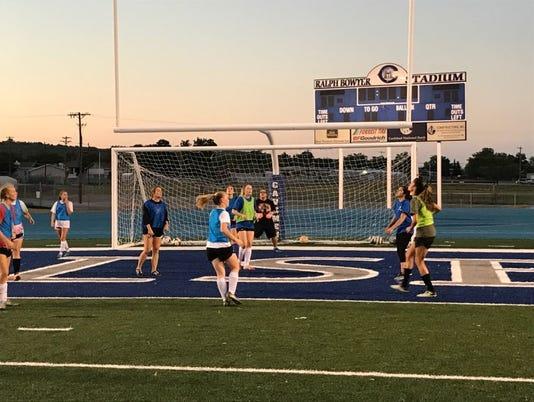Cavegirls soccer
