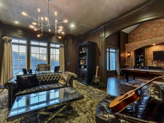 Kevin Jonas and family have listed this luxury property in Montville. The couple plans to build another dream home in the area. Jan. 30, 2018