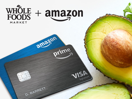 Prime members who use the Amazon Prime Visa credit