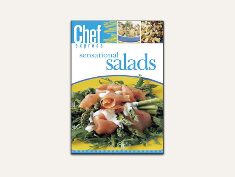 Download this free eCookbook to learn how to make salads that are great for every meal!